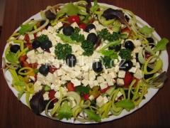 Šopský salát -13