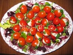 Plněná rajčátka -11