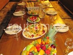 Rautový stůl -10