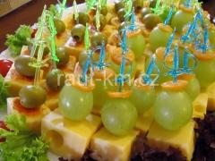Sýrové kostky - 01